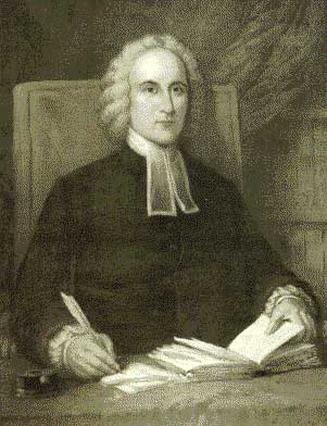 Jonathan Edwards Painting