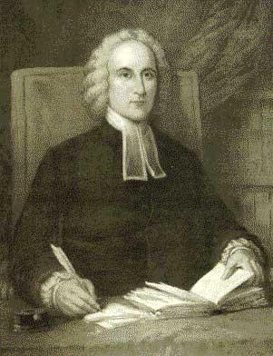 Jonathan Edwards Painting