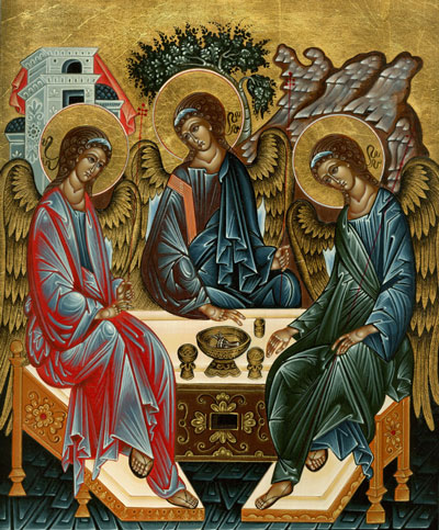 The Rublev Trinity Icon