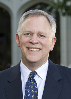The 5th President of Fuller Theological Seminary: Mark Labberton