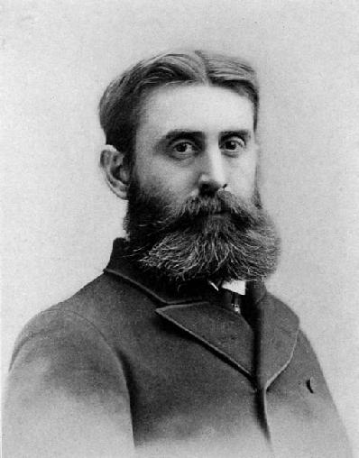 BB Warfield Beard