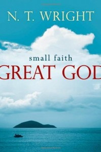 Small faith - Big God