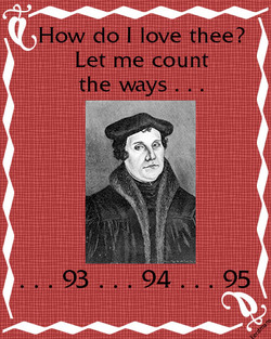 Luther Valentine's Day