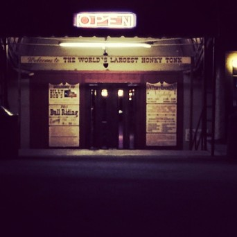 The Cowboy Palace and Borderline ain't got nothin on this place - Billy Bob's: The World's Largest Honkey Tonk. (Fort Worth, TX)