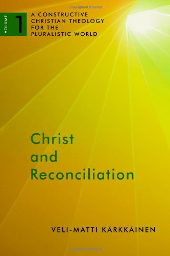 Christ and Reconciliation - Karkkainen