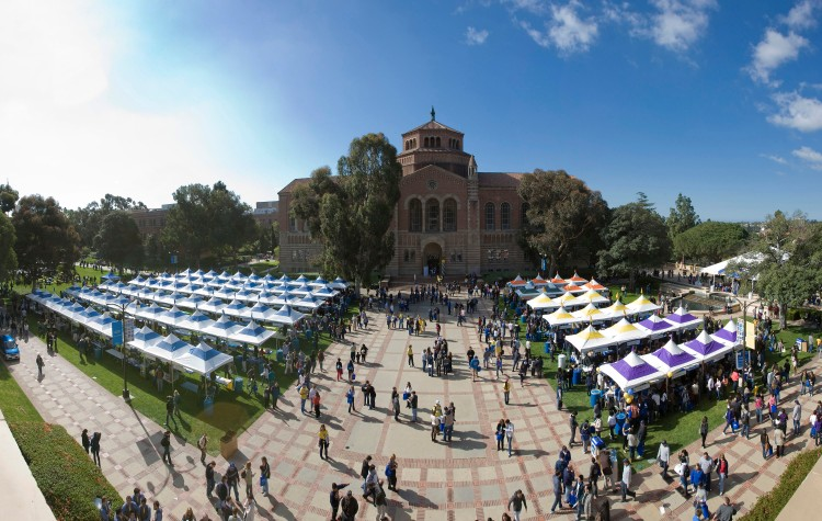 """""""Zero Week"""" at UCLA is a huge week for campus ministries. The same is true for colleges around the country."""