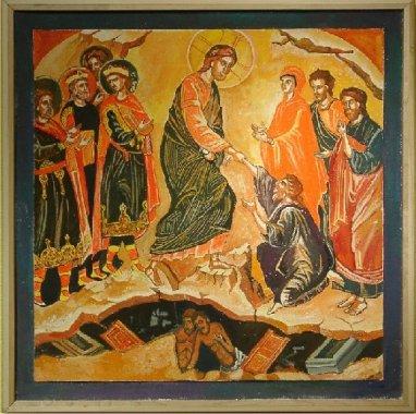 Christ Defeats Death