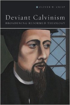 "The cover art for ""Deviant Calvinism"" was painted by Oliver Crisp himself!"