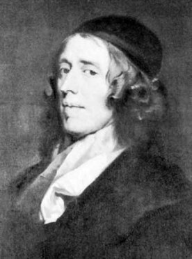 "A Portrait of John Owen - author of the ""The Death of Death in Christ"""