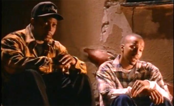 The O.G. Regultors - Warren G and Nate Dogg (RIP).